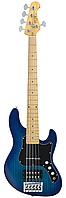 Бас-гитара FUJIGEN JMJ5-ASH-M MIGHTY JAZZ J-STANDARD SERIES (See thru Blue Burst)