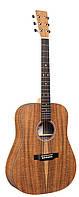 Электро-акустическая гитара MARTIN D-X1E Koa