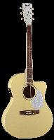 Электро-акустическая гитара CORT Jade Classic (Pastel Yellow Open Pore)