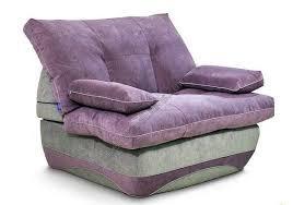 Бескаркасное кресло Люси Эко с периной ТМ Ладо