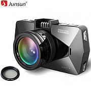 Автомобильный видеорегистратор Junsun A99 Full HD 1080P с GPS