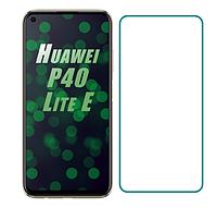 Защитное стекло Huawei P40 Lite Е прозрачное (хуавей п40 лайт е)