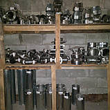 Труба AISI 304 нержавейка D110-400/30см/0,8 мм, фото 4