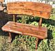 Деревянная авторская мебель 2000*1000 из слэба, живой край, ручная работа в стиле Live edge от производителя, фото 8