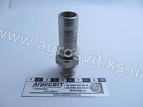 """Штуцер AGJ 1.1/16""""-12  (под шланг dу=20 мм.)"""