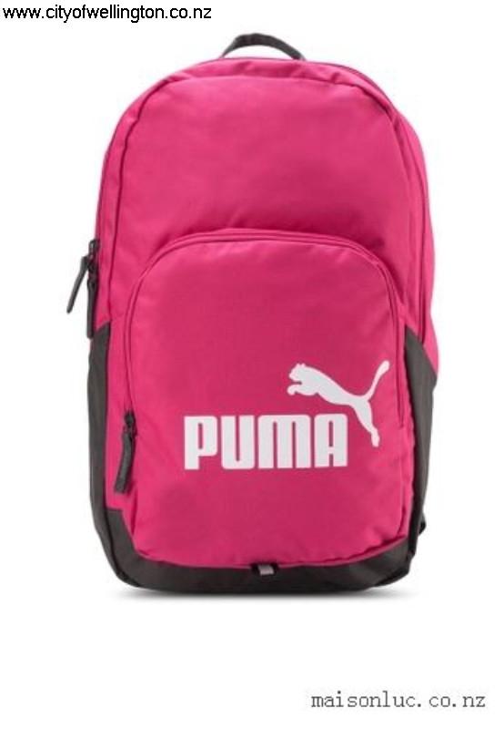 Рюкзак Puma bz backpack purple/silver (074062 01) - Оригинал