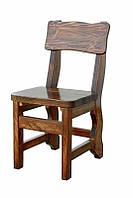 Деревянные садовые стулья, барные стулья для кафе 450х370 от производителя для дачи, кафе  Wooden chair - 01