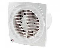 Вентилятор бытовой с таймером и датчиком влажности Вентс 150 ДТН