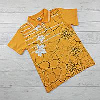 Детская футболка для мальчиков 7.8,9 лет.(полномерная)