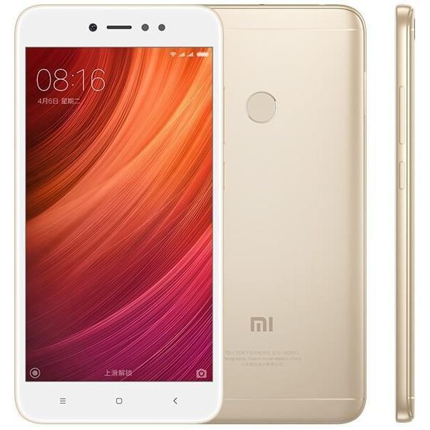 Смартфон Xiaomi Note 5A 3/32GB Gold. Мобильный телефон 231527