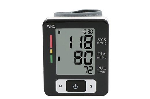Автоматический тонометр для измерения давления и пульса BLPM 29 Черный (4352)