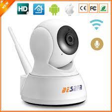 IP камера Besder HD 1.0MP 720P Wi-Fi IP CCTV для видеонаблюдения