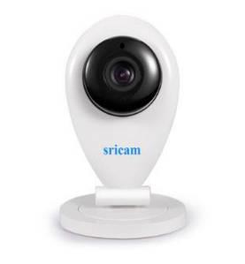 Видеокамера Sricam SP009 беспроводная WiFi IP P2P для видеонаблюдения.