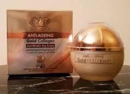 Крем для лица ЕВА eva collagen с коллагеном от морщин ANTI AGEING