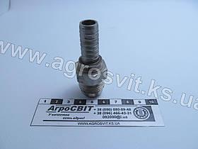 """Штуцер AGJ 7/8""""-14  (под шланг dу=12 мм.)"""