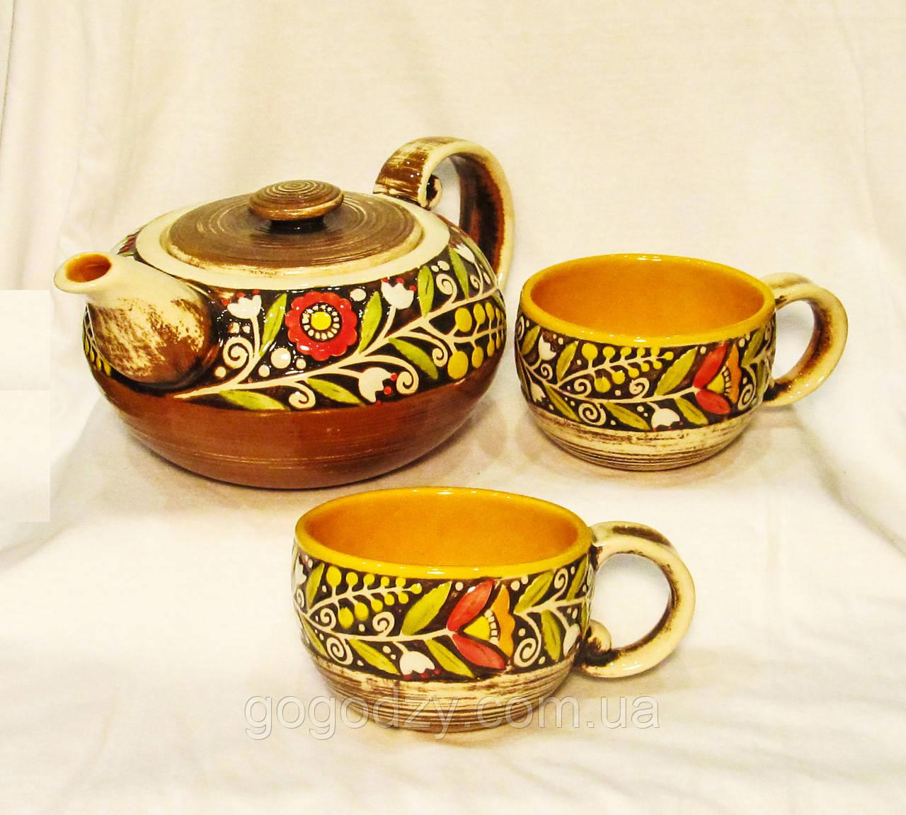 """Чайний набір """"Вінок"""", фото 1"""