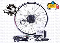 Велонабор колесо переднее 27,5 без дисплея (350Вт), фото 1