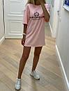 Короткое спортивное платье в стиле BALENCIAGA, фото 4