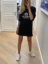 Короткое спортивное платье в стиле BALENCIAGA, фото 7