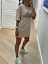 Короткое спортивное платье в стиле BALENCIAGA, фото 9