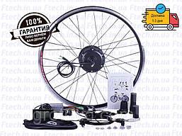 Велонабор колесо переднее 27,5 с дисплеем (350Вт)