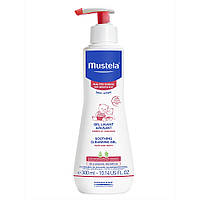 Очищуючий гель для голови та тіла для чутливої шкіри Мустела, 300 мл Soothing cleansing gel Mustela