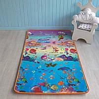 """Дитячий килимок розвиваючий термо """"Сад + Океан"""""""