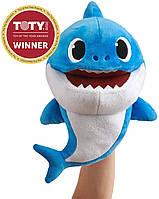 Интерактивная Мягкая игрушка Акула WowWee Pinkfong Baby  Daddy Shark