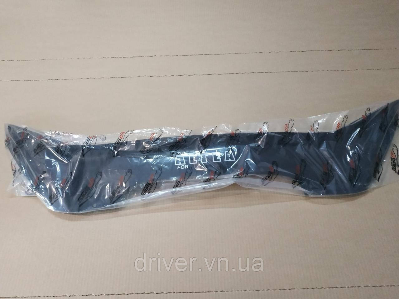 Дефлектор капота (мухобойка) Seat Altea 2004-