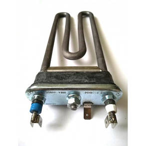 Тэн на стиральную машину 1500W / L=182мм (без отверстия под датчик)  / Thermowatt (Италия), фото 2