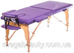 Двухсекционный деревянный складной стол PREMIERE (NEW TEC)