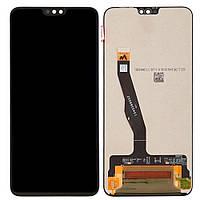 Дисплей + сенсор (модуль) Huawei Honor 8X (View 10 Lite) черный
