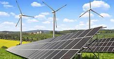 Солнечные электростанции, инверторы и ветрогенераторы