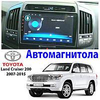 Штатна Android Магнітола на Toyota Land Cruiser Prado 2007-2015 Звуковая Model T3-solution (М-ТЛк-10-Т3)