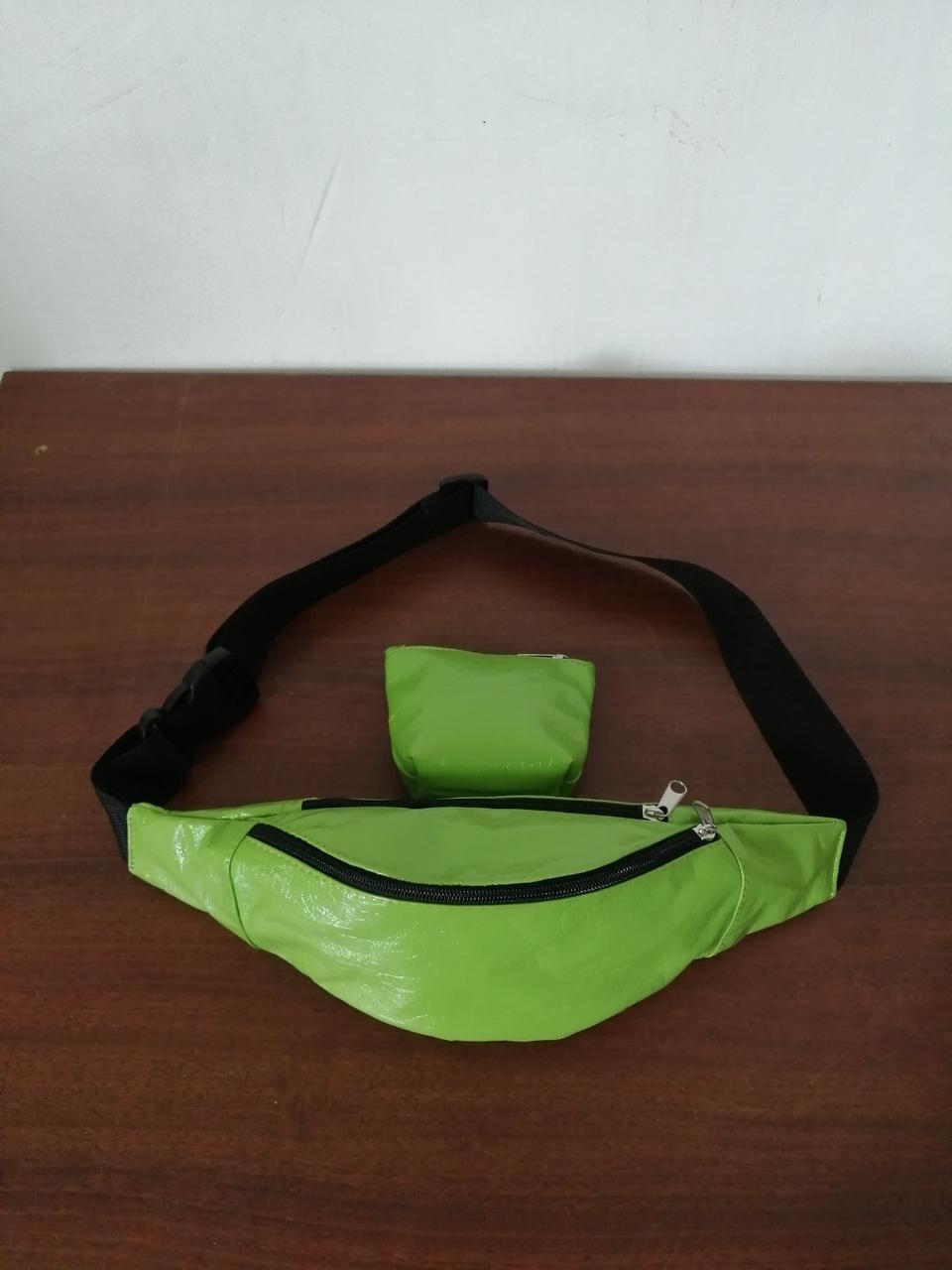Сумка на пояс BANANA-DOG для прогулок,сумка на пояс бананка,сумка на пояс для бега
