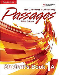 Passages 1A Student's Book