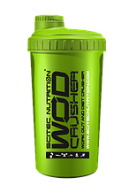 Шейкер для спортивного харчування та водыScitec Nutrition 120 мл (класичний)