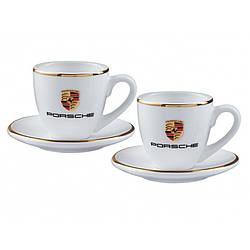 Кружки Porsche эспрессо, комплект из 2 единиц