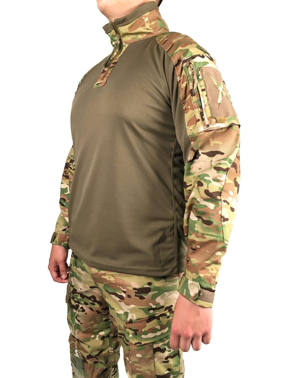 Боевая рубашка Assaulter Multicam