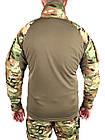 Боевая рубашка Assaulter Multicam, фото 3