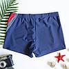 Мужские плавки шорты Синий /Красный, фото 2
