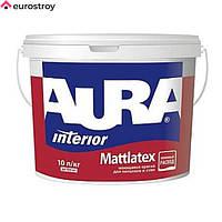 Краска водоэмульсионная для внутренних работ Aura Mattlatex 20 л AURA
