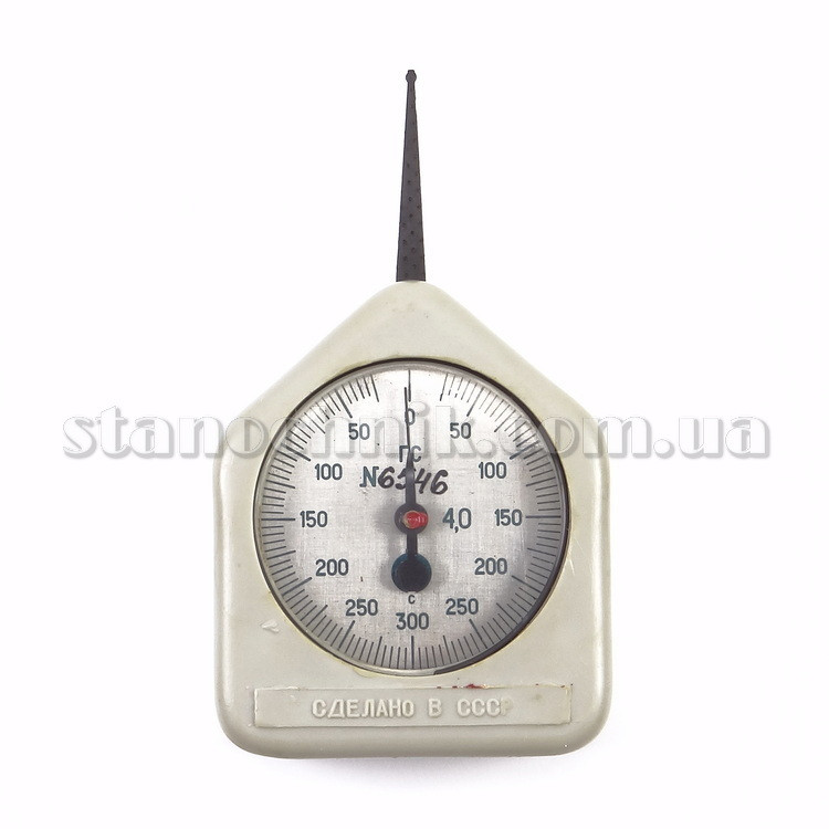 Граммометр часового типа ГС-50-300 кл.4