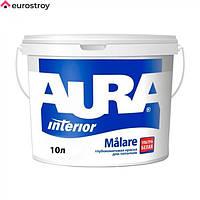Краска водоэмульсионная для внутренних работ Aura Malare 5.0л AURA