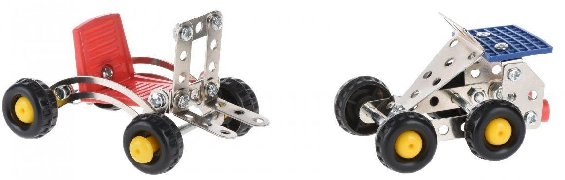 Металлический конструктор Same Toy Inteligent Diy Model Car 2
