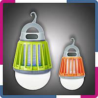 Аккумуляторная лампа-ловушка для насекомых 2000 мАч MK-001 LED
