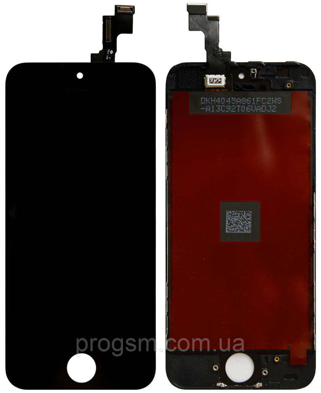 Дисплей iPhone 5S Black complete Original 100%