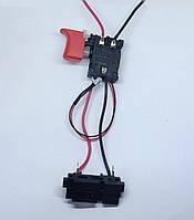 Кнопка шуруповерта Старт зі світлодіодом, фото 1