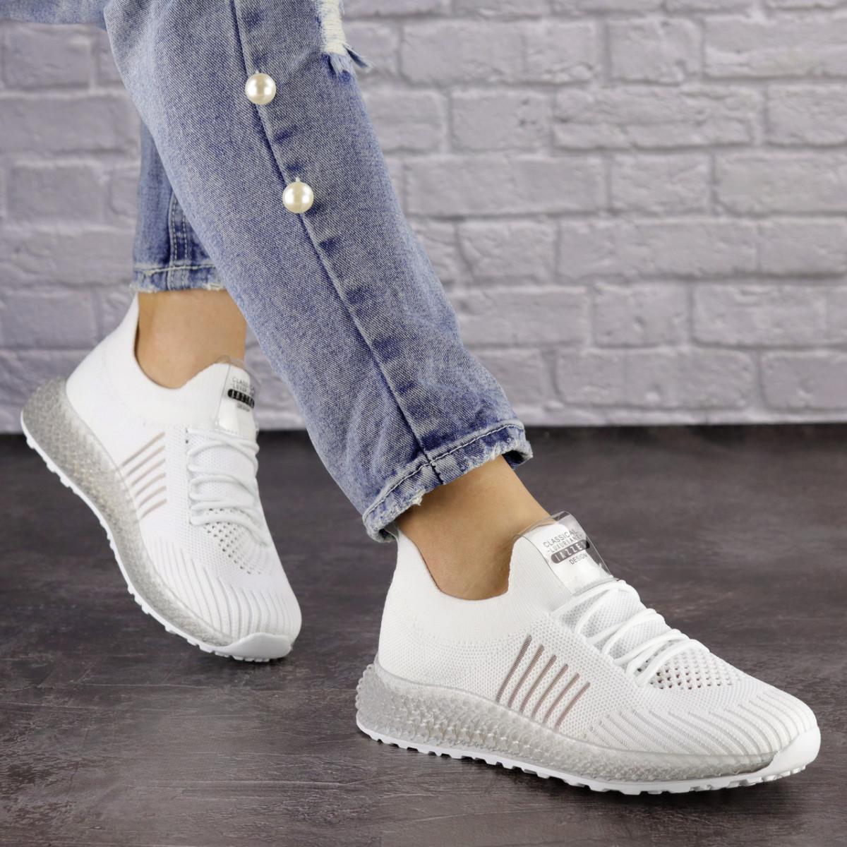 Женские белые кроссовки Archer 1464