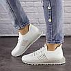 Женские белые кроссовки Archer 1464, фото 4